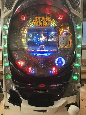 Star Wars Pachinko Machine 2006 Sankyo Japanese Arcade Game