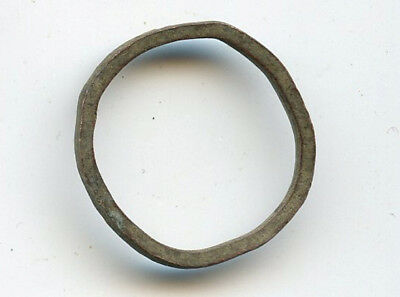 Authentic large bronze Celtic ring money, 800-500 BC, Central Europe (ex-CNG)