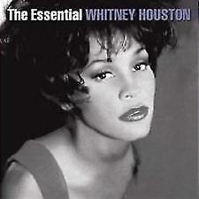 WHITNEY HOUSTON - The Essential 2CD (2011)  **BRAND NEW & SEALED**