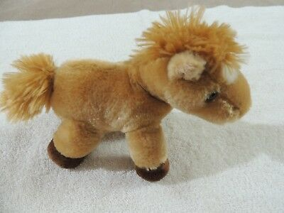 TY Original Beanie Baby~Brown Horse~The Beanie Babies Collection