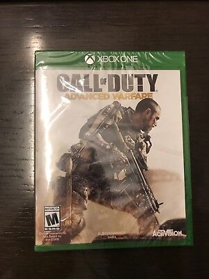 Call of Duty Advanced Warfare - Xbox One - Factory Sealed