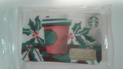 STARBUCKS - CUP OF COFFEE - Gift Card Collectible 2018 NO Value RARE!!!
