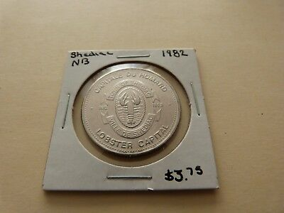Shediac Nb Trade Dollar 1982 Lot 172-K