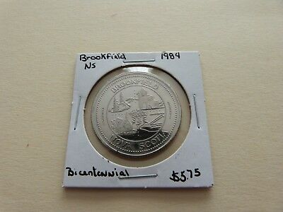 Brookfield Ns Trade Dollar 1984 Lot 170-G