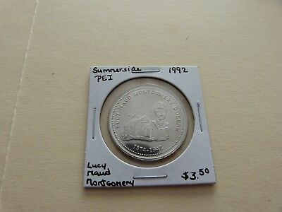 Summerside Pei Trade Dollar 1992 Lot 170-U