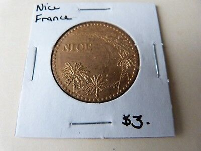 Nice France Medal No Date Gp  Lot 194-I