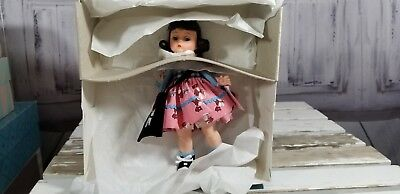 Madame Alexander doll NEW NIB Wendy Loves school 120806 first day