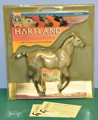 Poco Go - Hartland Blue Roan Polo Pony Variation In Box