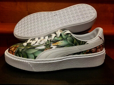 NEW PUMA BASKET Platform Creeper Pineapple Fenty Shoes Sneakers 6.5 ... c6cf8d9fe