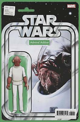 Star Wars #60 Christopher Action Figure Variant Marvel Comics Admiral Ackbar