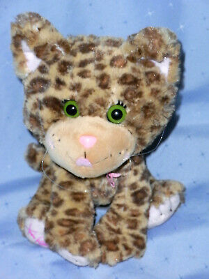 2017 Cabbage Patch Doll Adoptimals Plush Kitty Cat