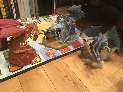 LAND OF DRAGONS Bundle Tudor Mint Large Ice Midi Fire Large Ice Vs Lakes