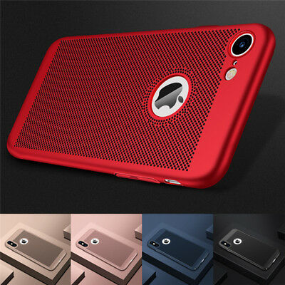 Luxury Thin Hybrid Slim Shockproof Hard Case Cover for iPhone 5s 6 7 X XR XS Max