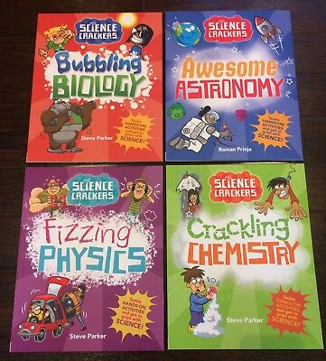 Science Crackers Books