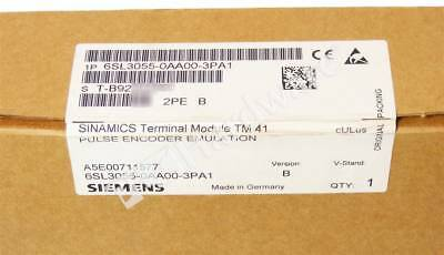 "Siemens 6Sl3055-0Aa00-3Pa1 ""nib"" New Sealed"