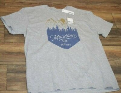 Goods For Life Graphic T-Shirt Men/'s Sonoma Great Stories Aren/'t Told Over Water