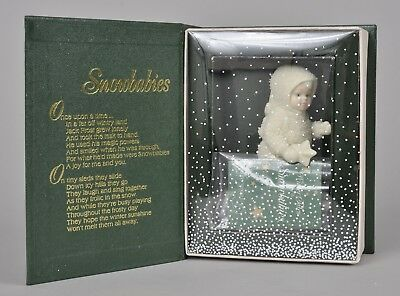A SPECIAL DELIVERY 7948-0 Dept 56 Snowbabies CHRISTMAS FIGURINE