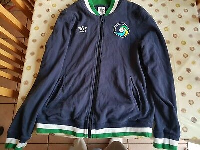 New York Cosmos Jacket Size Medium