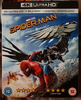 Spider-Man Homecoming _ 4K Ultra UHD