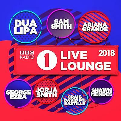 BBC Radio 1's Live Lounge 2018 - Various Artists (Album) [CD] Played Once