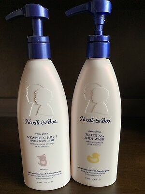 Noodle And Boo Baby Shampoo Wash New
