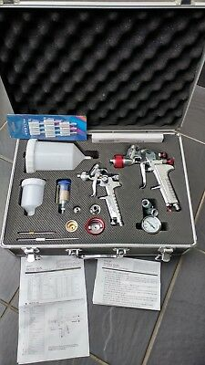 HVLP Spray Gun Set *new Unused*