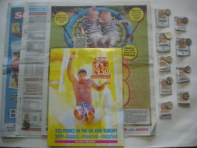 The Sun £9.50 Summer Holiday Offer