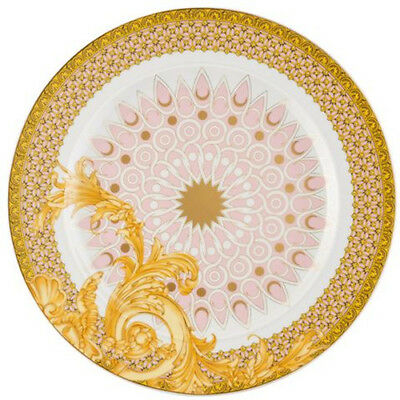Rosenthal Versace 25Th Years 2010 Les Reves Byzantins 22Cm Plate Rrp$270