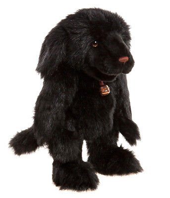 """Handmade Collectable Jointed  Charlie Bears Puppet  """"Ruff Puppy"""""""