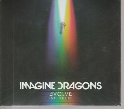 NEW - Imagine Dragons CD Evolve Deluxe 602557700480 USA SHIPPING. SHIPS NOW!