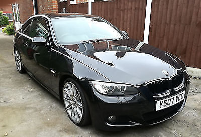 2007 Bmw 2.0 320D Coupe Msport **timing Chain Recall Done By Bmw**low Miles