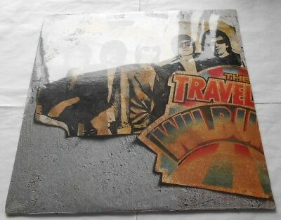 THE TRAVELING WILBURYS Vol 1 1988 SEALED!!! CANADA BOB DYLAN GEORGE HARRISON LP
