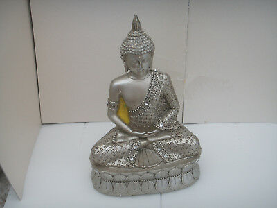 """ Buddah On A Cussion"" Latex Rubber Mould With Fibreglass Jacket."