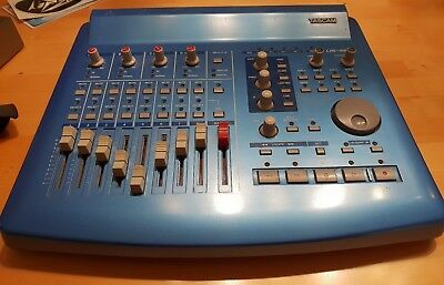 TASCAM Us-428 USB Digital Audio Work Station, Controller für Logic Pro, Cubase