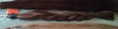 Horse Tail Extension 33 Long. Sorrel Color  custom quality