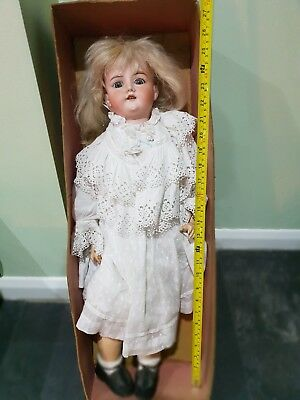 Vintage Antique German Doll