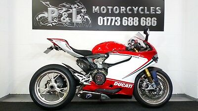 Ducati 1199S Tricolore - Superb Blemish Free Flawless Ultra Low Mileage Example