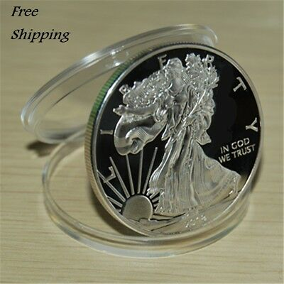 2018 1 Oz American Eagle silver coin One Ounce Silver Coin 999 SILVER BULLION