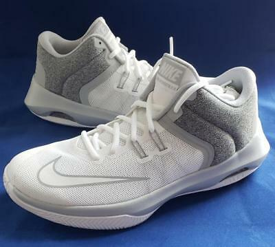 buy popular 6348e 70ad6 NIKE AIR VERSITILE 2 II Basketball Men s Shoes 8.5US White Wolf Grey 921692  101