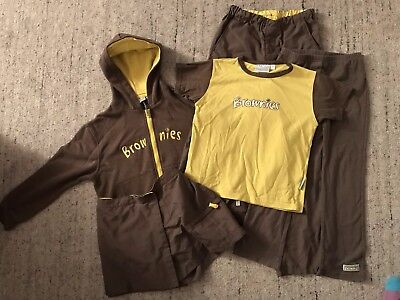 Brownies uniform bundle - Great Condition See Pics And Description For Sizes
