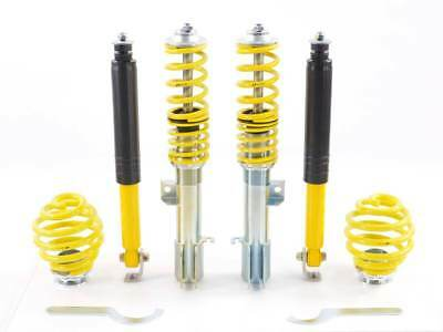 Vauxhall Opel Corsa MK2 C FK AK Street Coilovers Height Adjustable Suspension