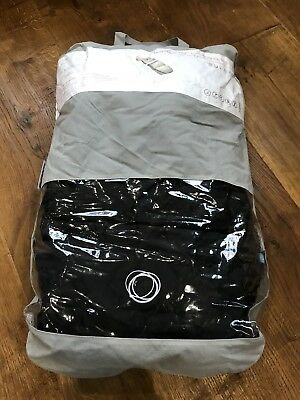 bugaboo high performance footmuff. x2 covers in packaging.