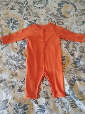 Primary - Gender Neutral One Piece Pajamas - Size 6-9 Months