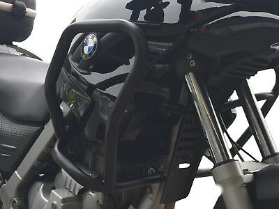 Pare carters Crash Bars Heed BMW F 650 GS, F 650 GS DAKAR (2004-2007)