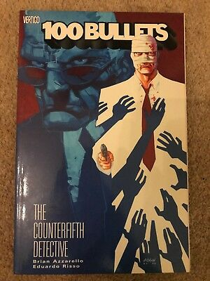 100 Bullets: Volume 5: The Counterfifth Detective