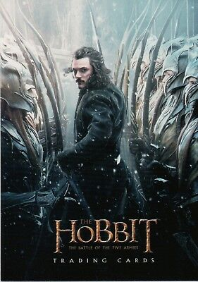 The Hobbit The Battle Of The Five Armies, NSU Magazine Promo Card P10