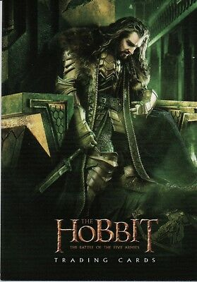 The Hobbit The Battle Of The Five Armies, NSU Magazine Promo Card P12