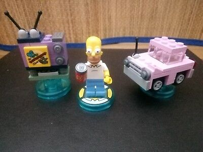 Simpsons Lego Dimensions Level Pack 71202 Homer LD0304
