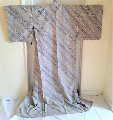 New -Japanese Kimono (washable, 3 seasons) - Size Large