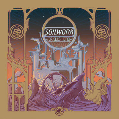 Soilwork - Verkligheten 727361440602 (CD Used Very Good) Dummypid